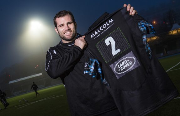 Fraser Brown says Glasgow need to put right Saturday's 1872 Cup first leg upset.