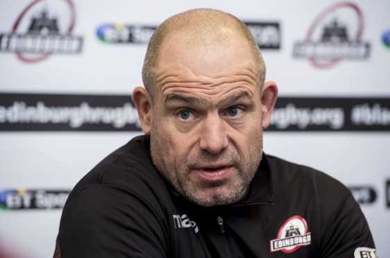 Edinburgh head coach Richard Cockerill remained in combative mood ahead of 1872 Cup II