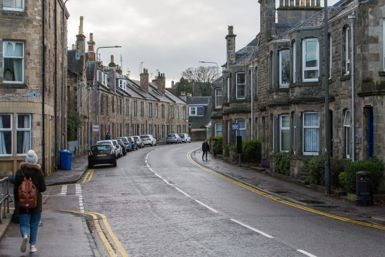 More than half of the homes in Bridge Street in St Andrews conservation area are HMOs.