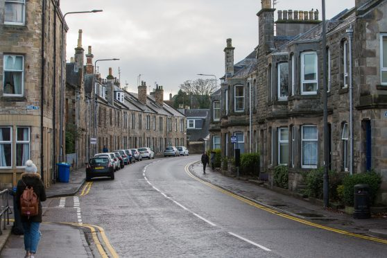 Bridge Street has one of the highest proportions of HMOs in St Andrews.