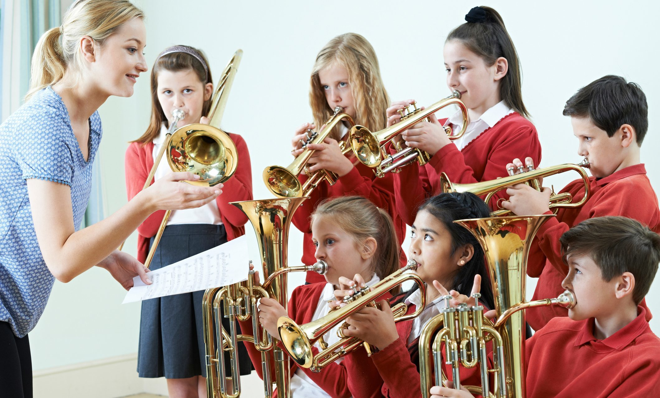 Music lessons will not be axed in Fife