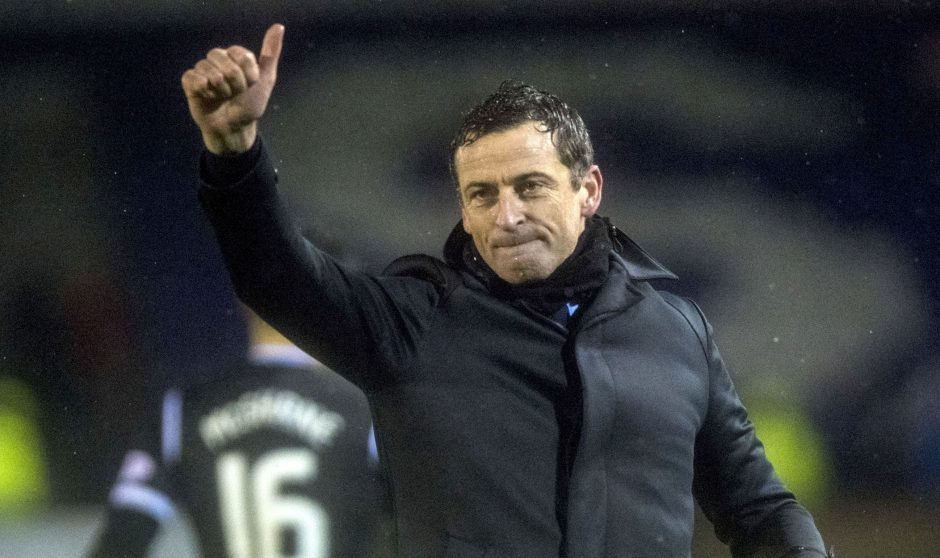 Jack Ross offered support to James McPake