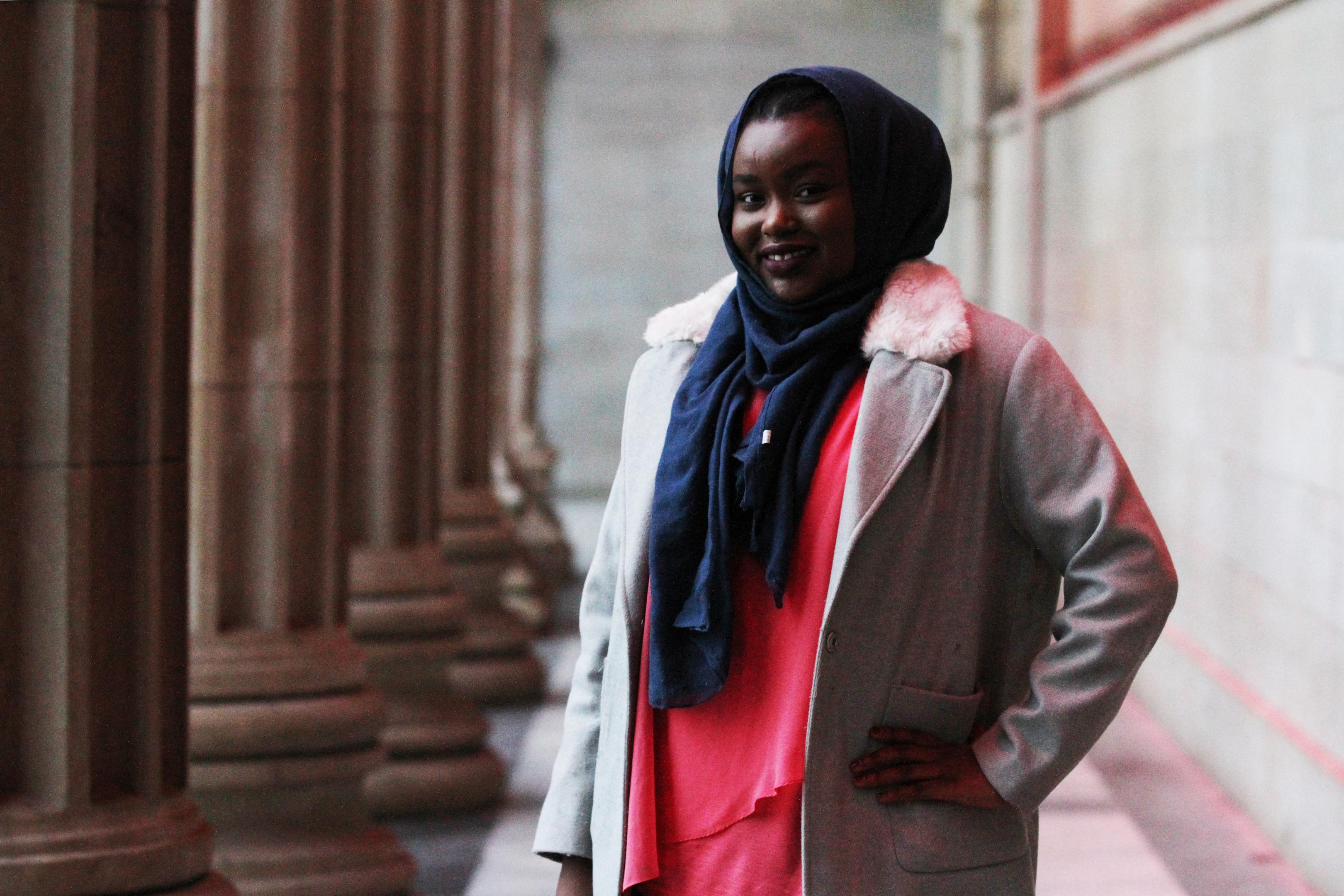 Ameena Deeni, 18, battled Bulimia for many years
