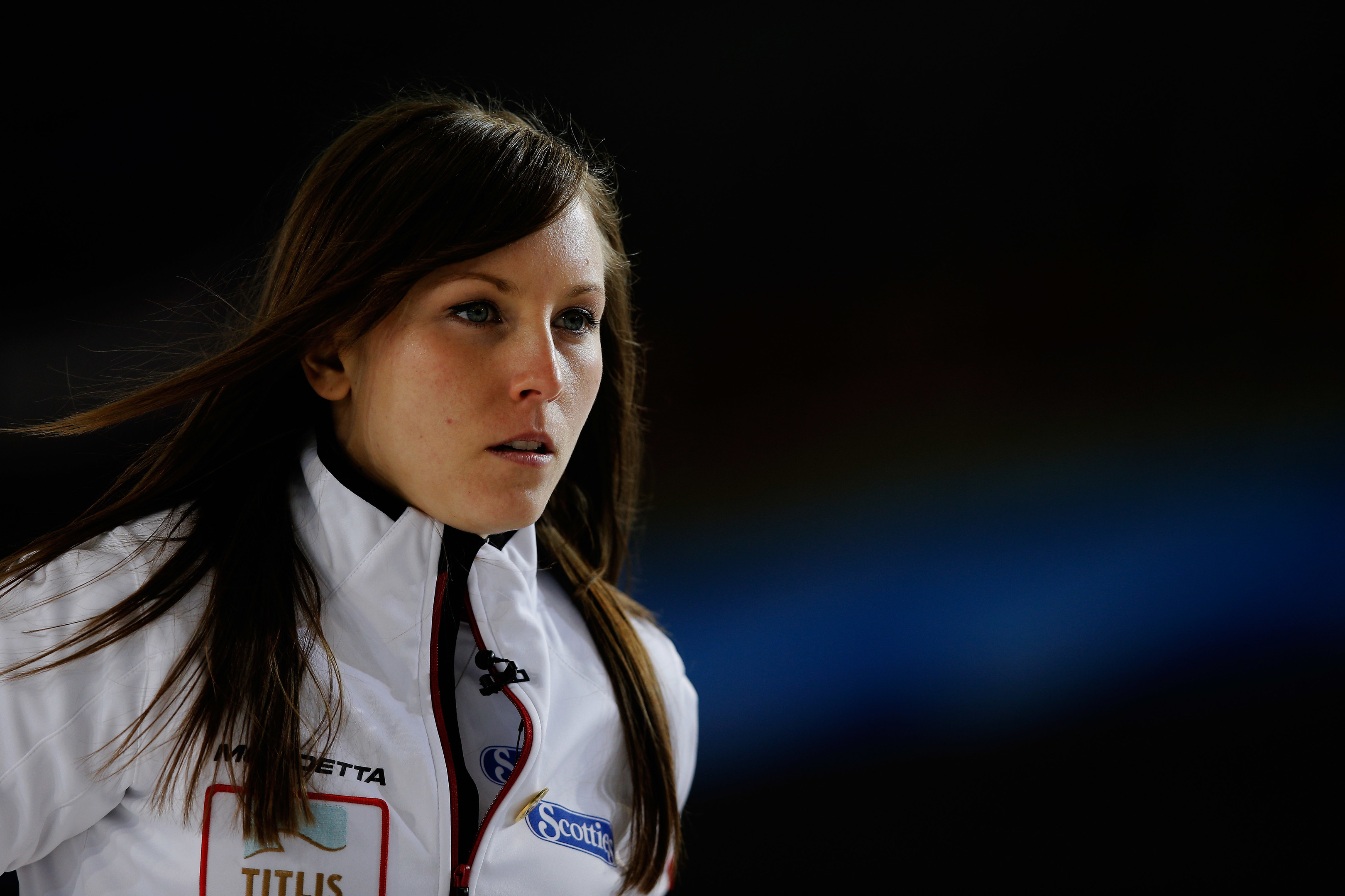 Rachel Homan will be an Olympic rival of Eve's.