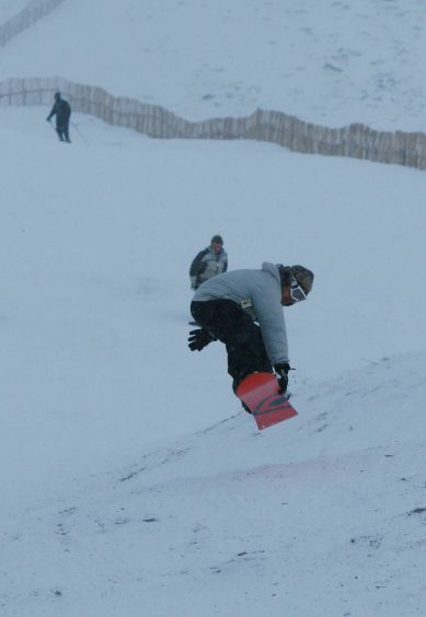 Glenshee, January 2010.