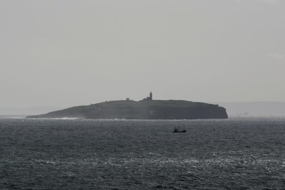 The Isle of May.