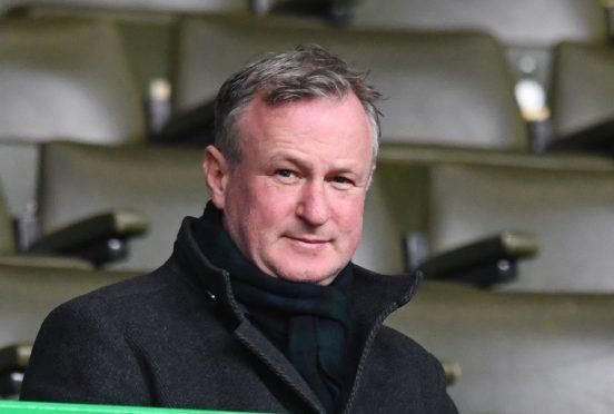 Michael O'Neill.
