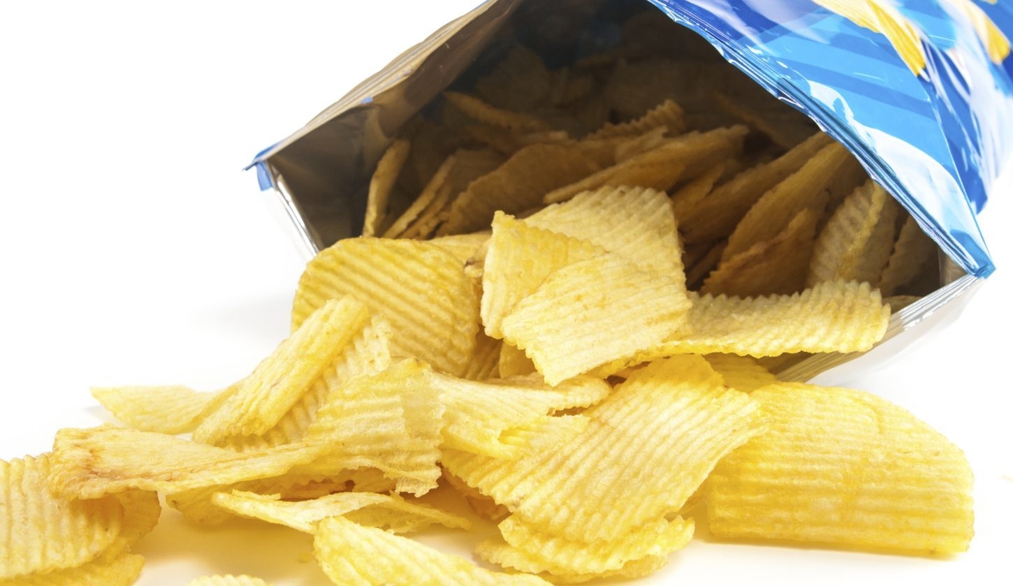 Offers on salty and fatty food such as crisps are said to be a major factor in people struggling to stay in shape.