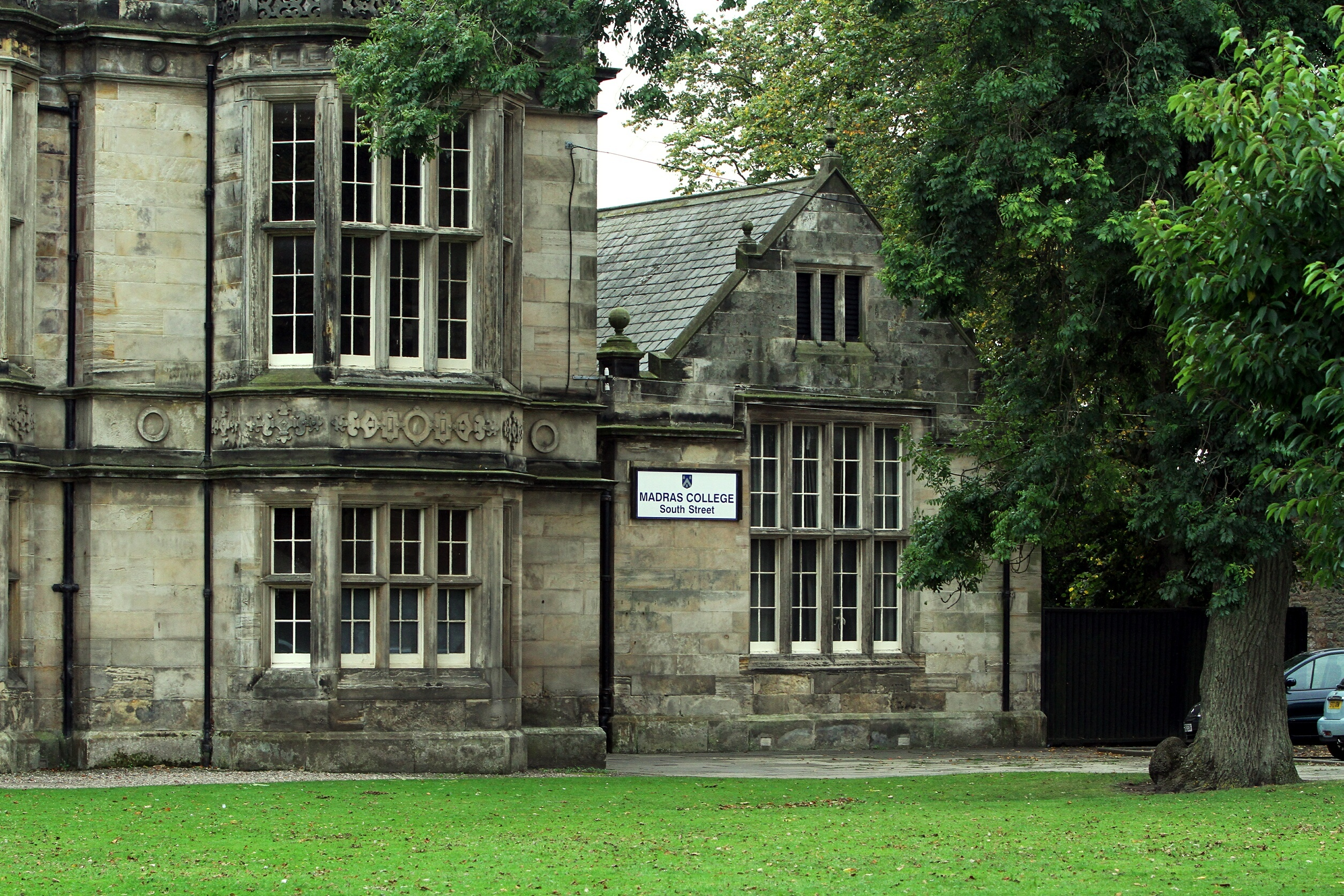Madras College has proposed a reduction in the school week to save money
