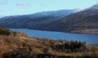 Loch Earn.