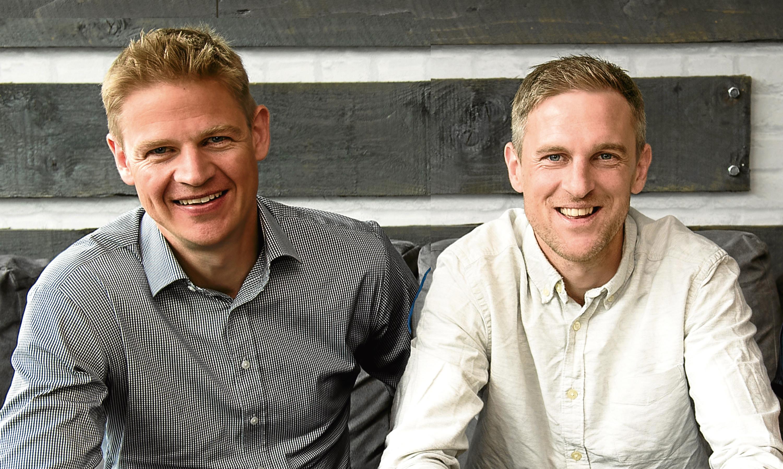 Flick founders Nigel Eccles and Rob Jones