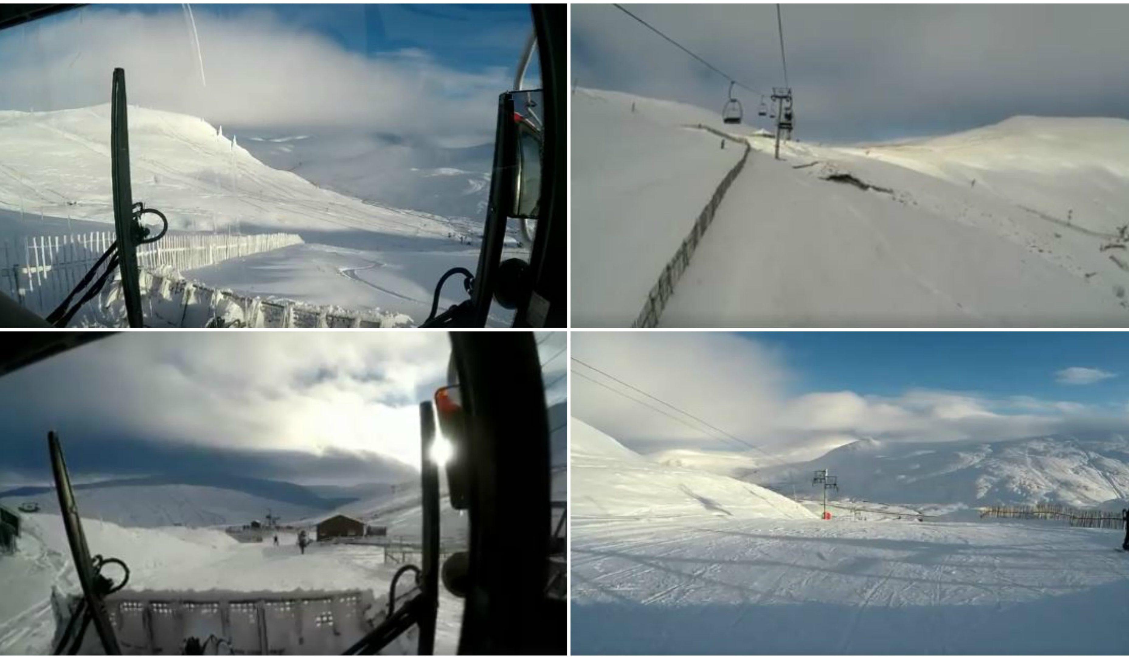 GoPro footage by Glenshee Ski Centre staff.