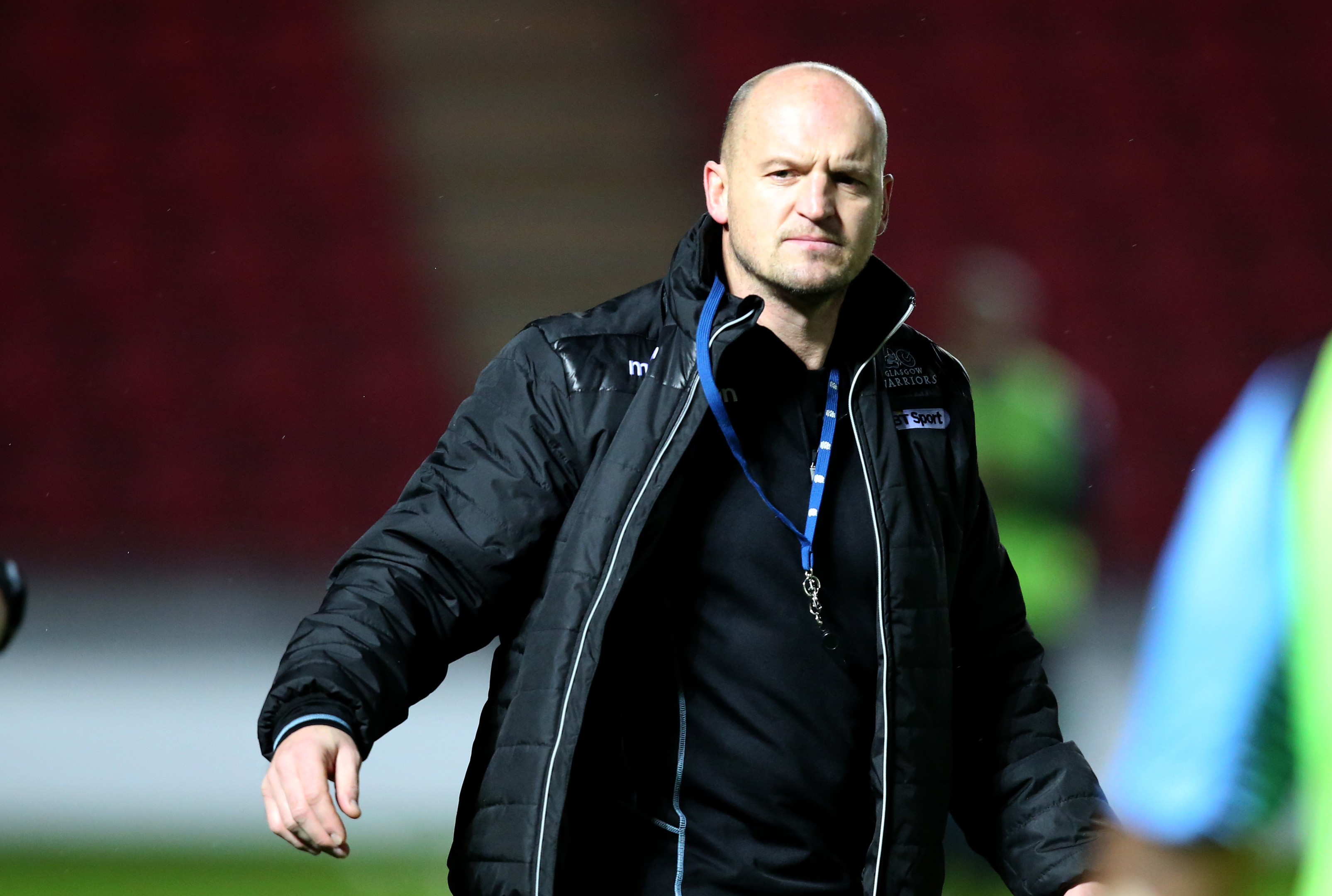 Although stretched at prop, Scotland head coach Gregor Townsend has a wealth of choices for the Six Nations.