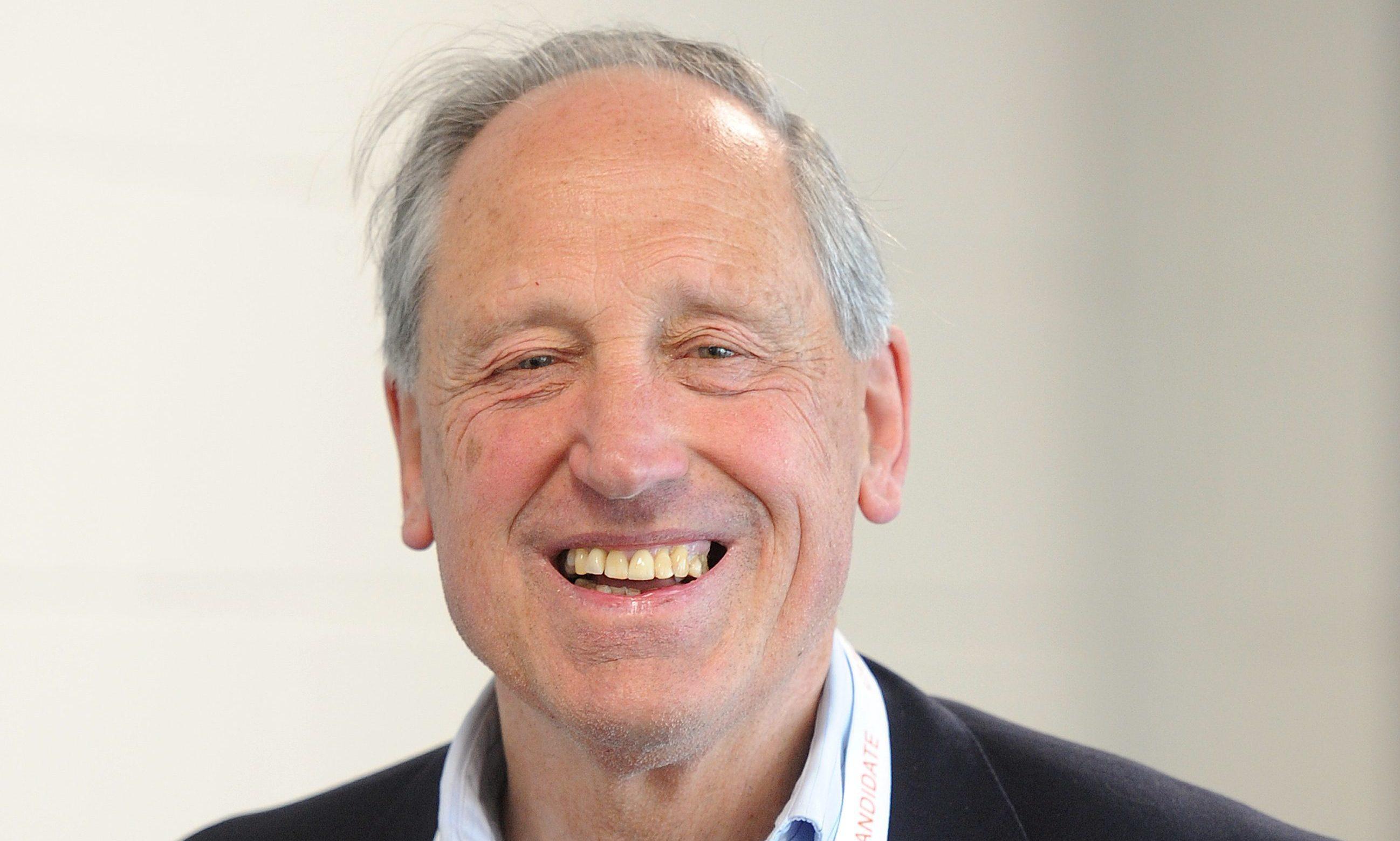 Angus finance spokesman, Councillor  Angus MacMillan Douglas.
