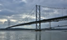 The Forth Road Bridge