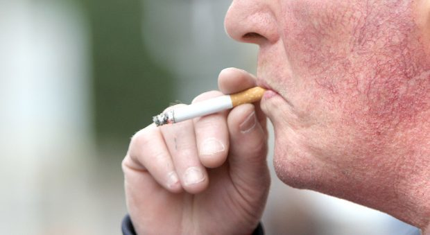 There are 942,644 smokers in Scotland, according to 2016 data.