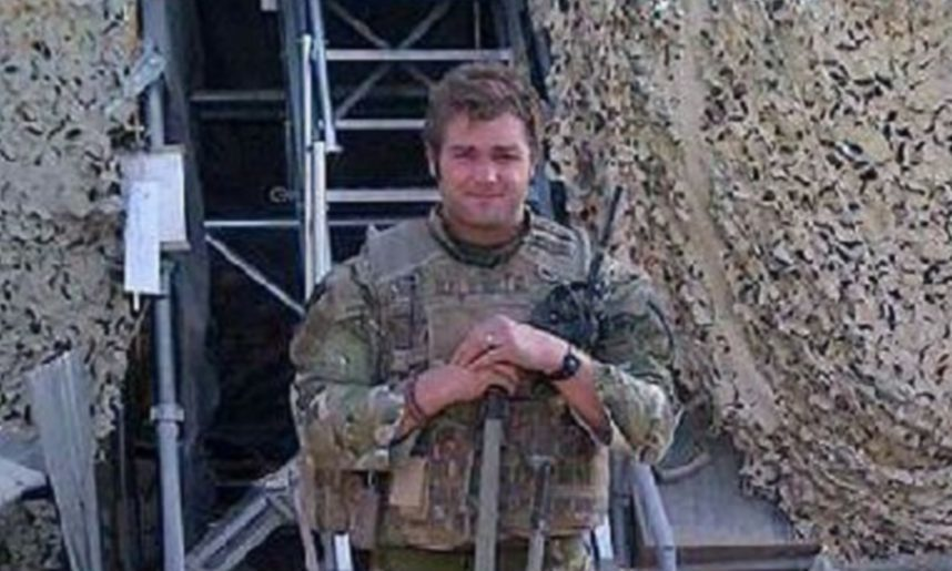 Kenny Watson suffered from post traumatic stress disorder after Afghanistan bomb blasts