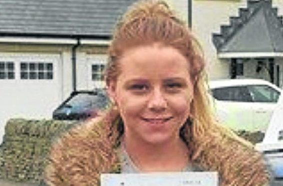 Leah Petrie had passed her test just hours before crashing her car into a tree