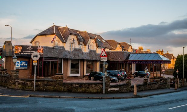 The Lovat Hotel closed its doors suddenly in late January.