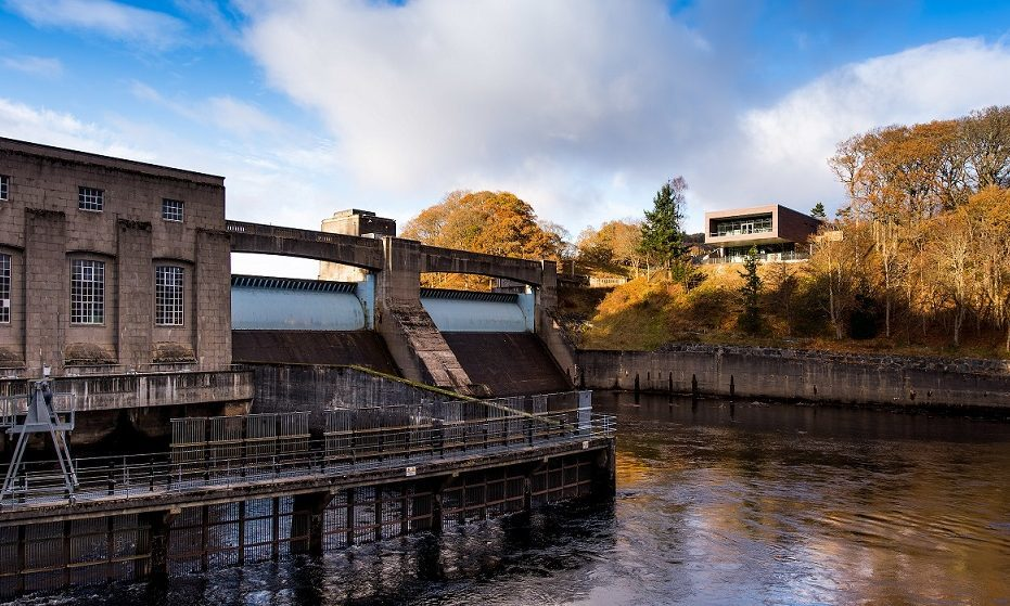 SSE have confirmed that their fish ladder observation chamber at the Pitlochry Visitor Centre is to close for safety reasons