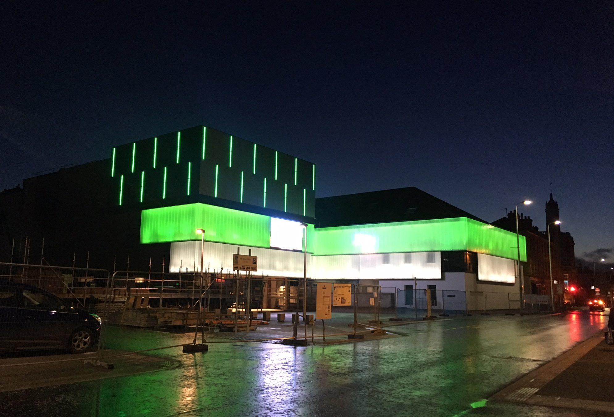 Perth Theatre.
