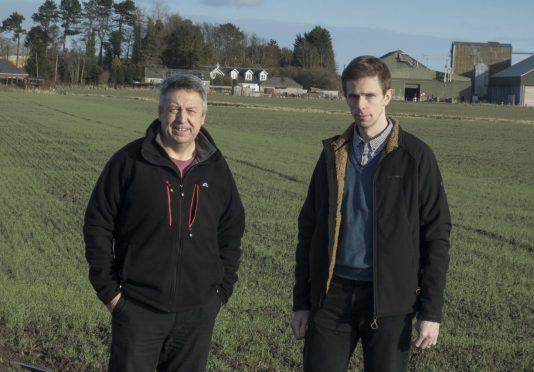 Councillors Angus Forbes and Alasdair Bailey