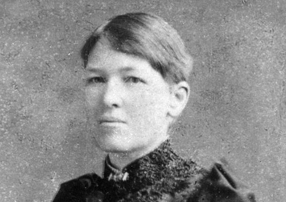 Mary Slessor.