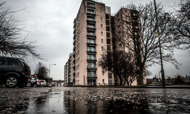 The Pomarium Street flats