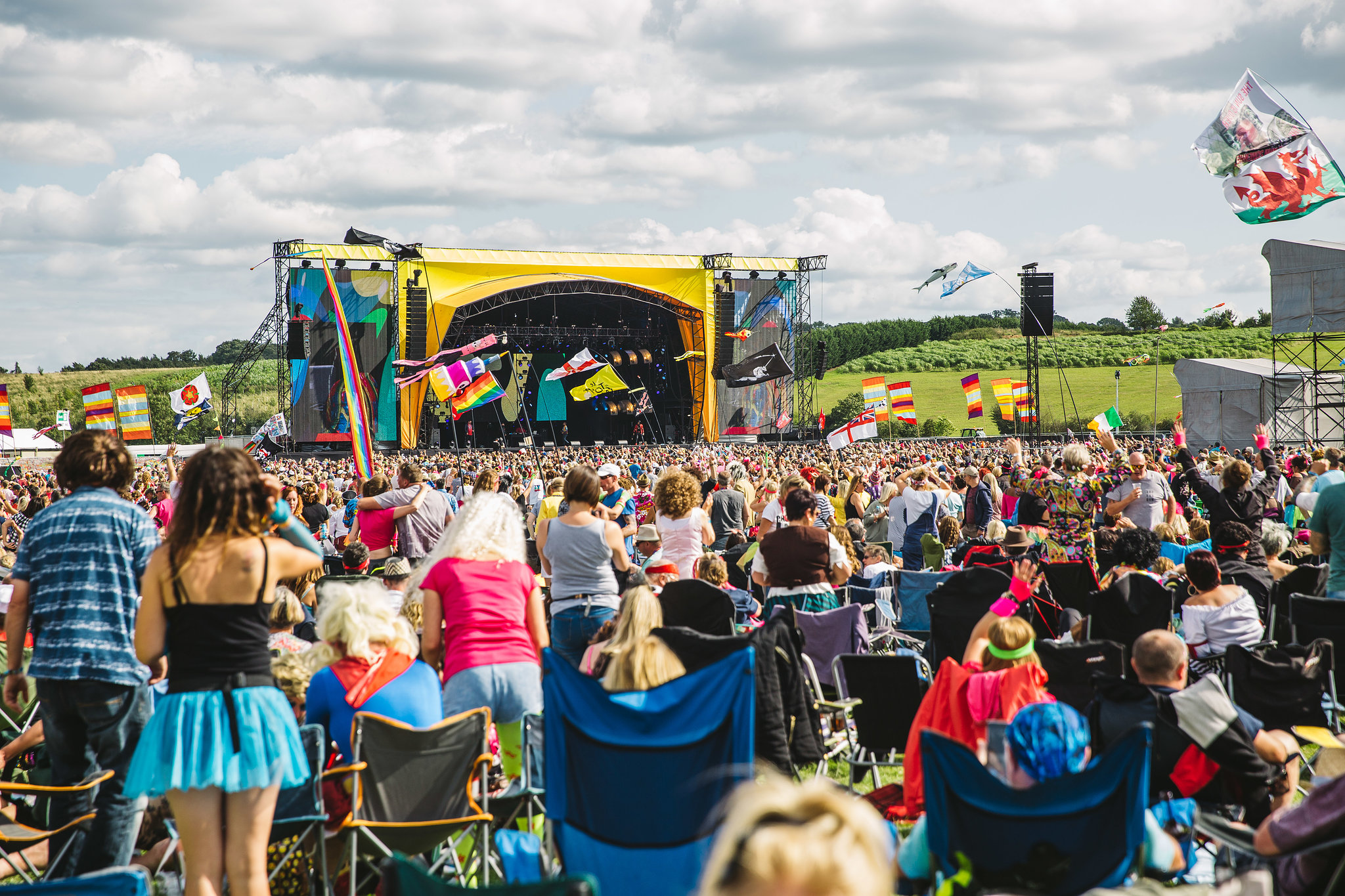 The Rewind Festival draws huge crowds to Scone Palace and there have been concerns that the traffic plans are a 'disaster waiting to happen'.
