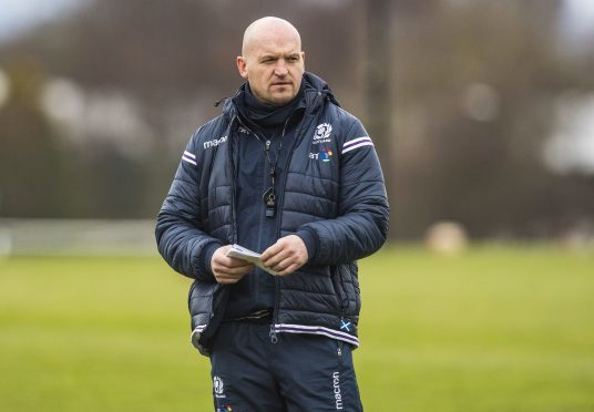 Gregor Townsend has made five changes for Scotland's final 6 Nations game in Rome.
