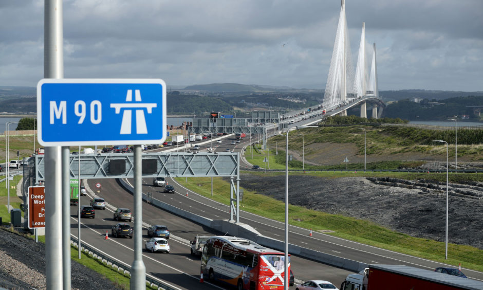 long tailbacks have been experienced, especially during big events in the capital
