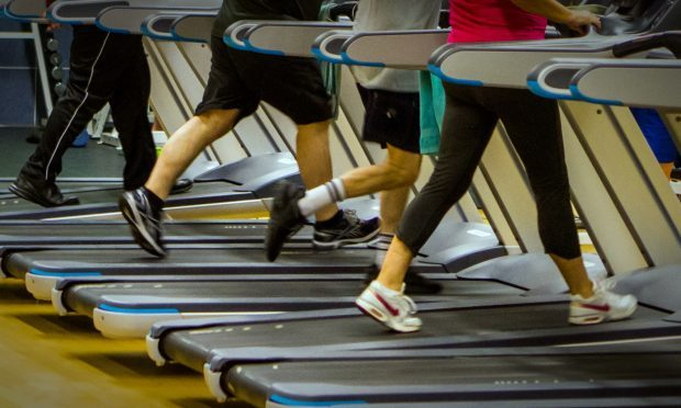 The trust will invest in new gym equipment.