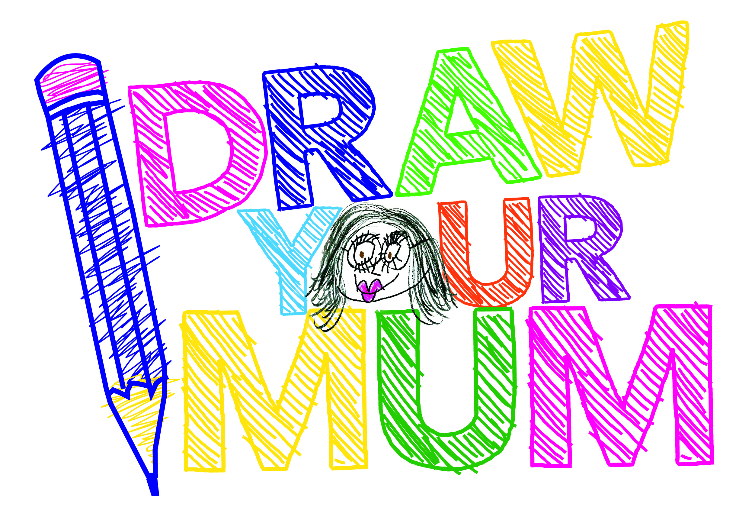 It's time to get creative with The Courier's Draw Your Mum project.