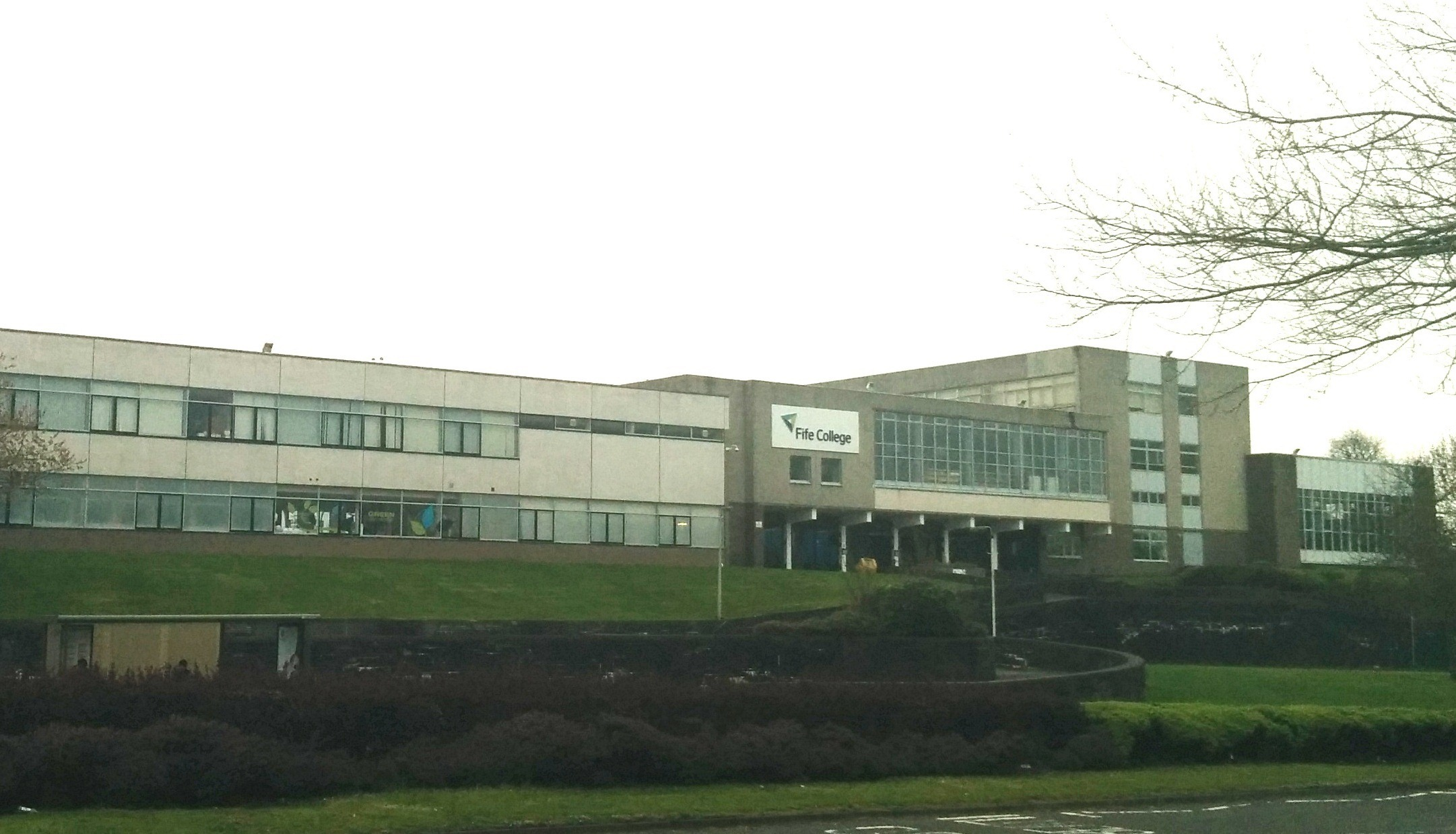 The current Fife College campus in Dunfermline needs millions of pounds of repair