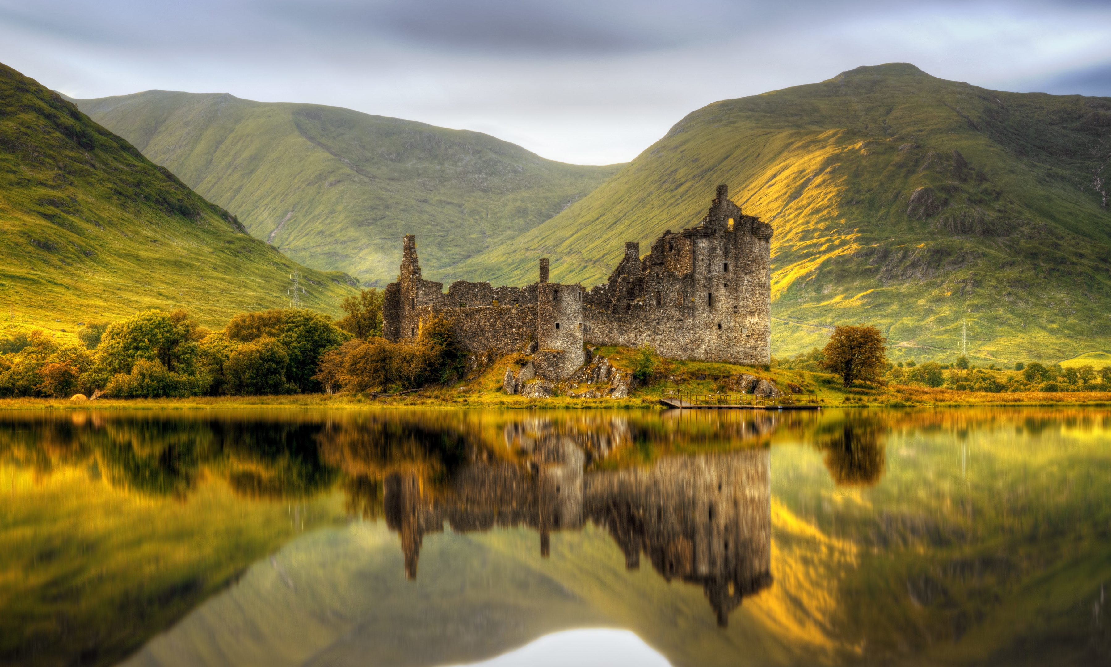 Loch Awe was the scene of the biggest ever earthquake in Scotland