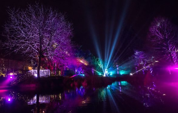 Light nights at Perth