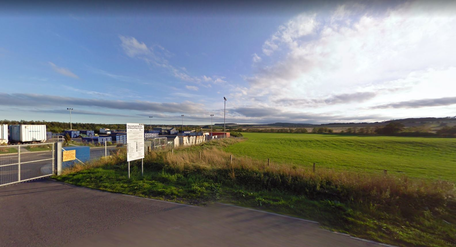 Stonehaven's Redcloak Household Waste and Recycling Centre