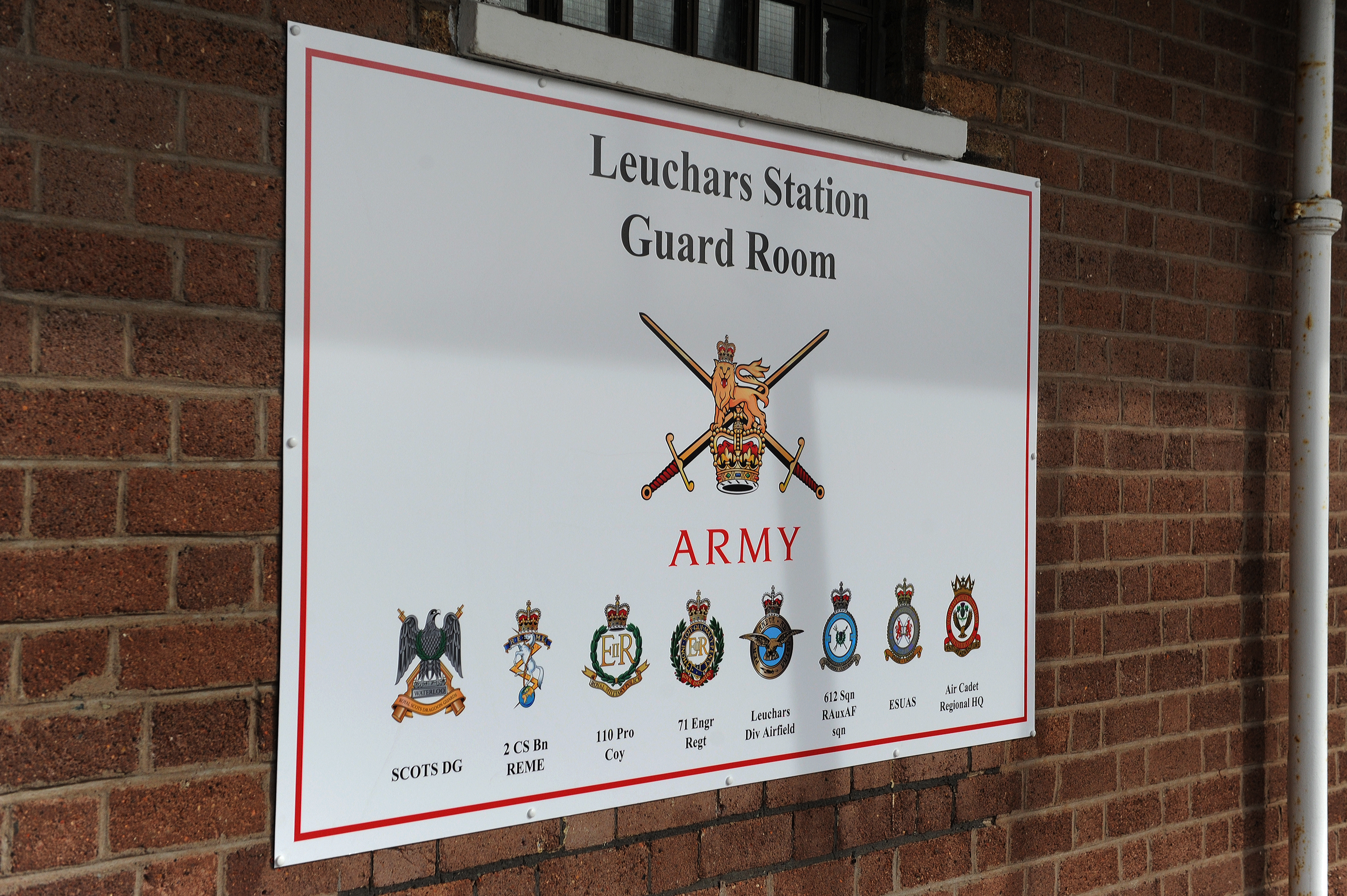 Personnel at Leuchars Station are among those to receive mitigation payments from the UK Government.