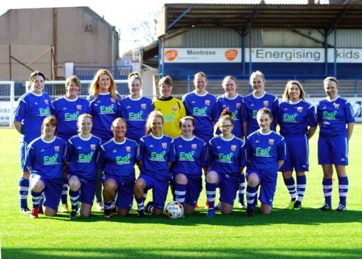 Montrose Ladies.