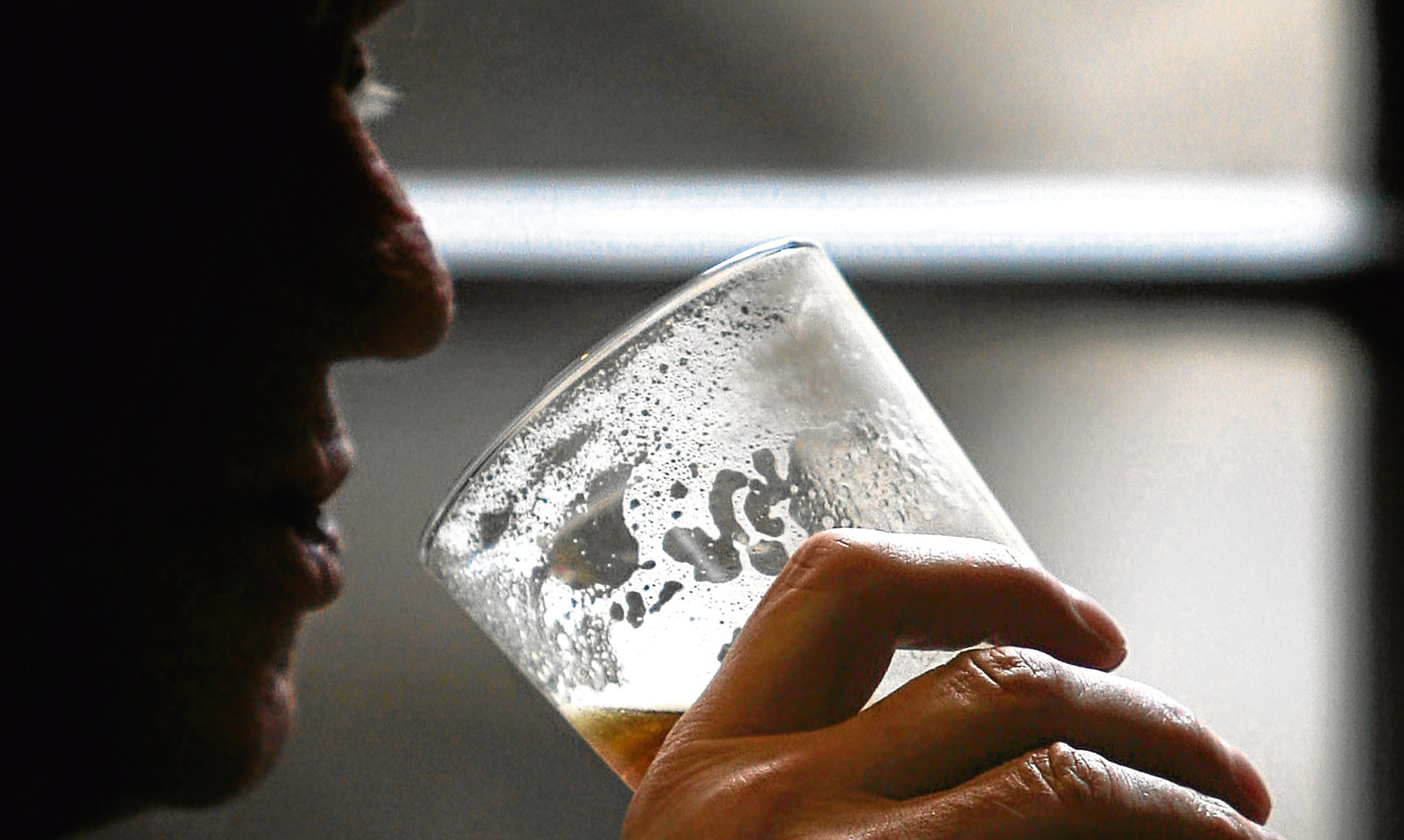 Most Scottish licensed premises reported a fall in festive sales.