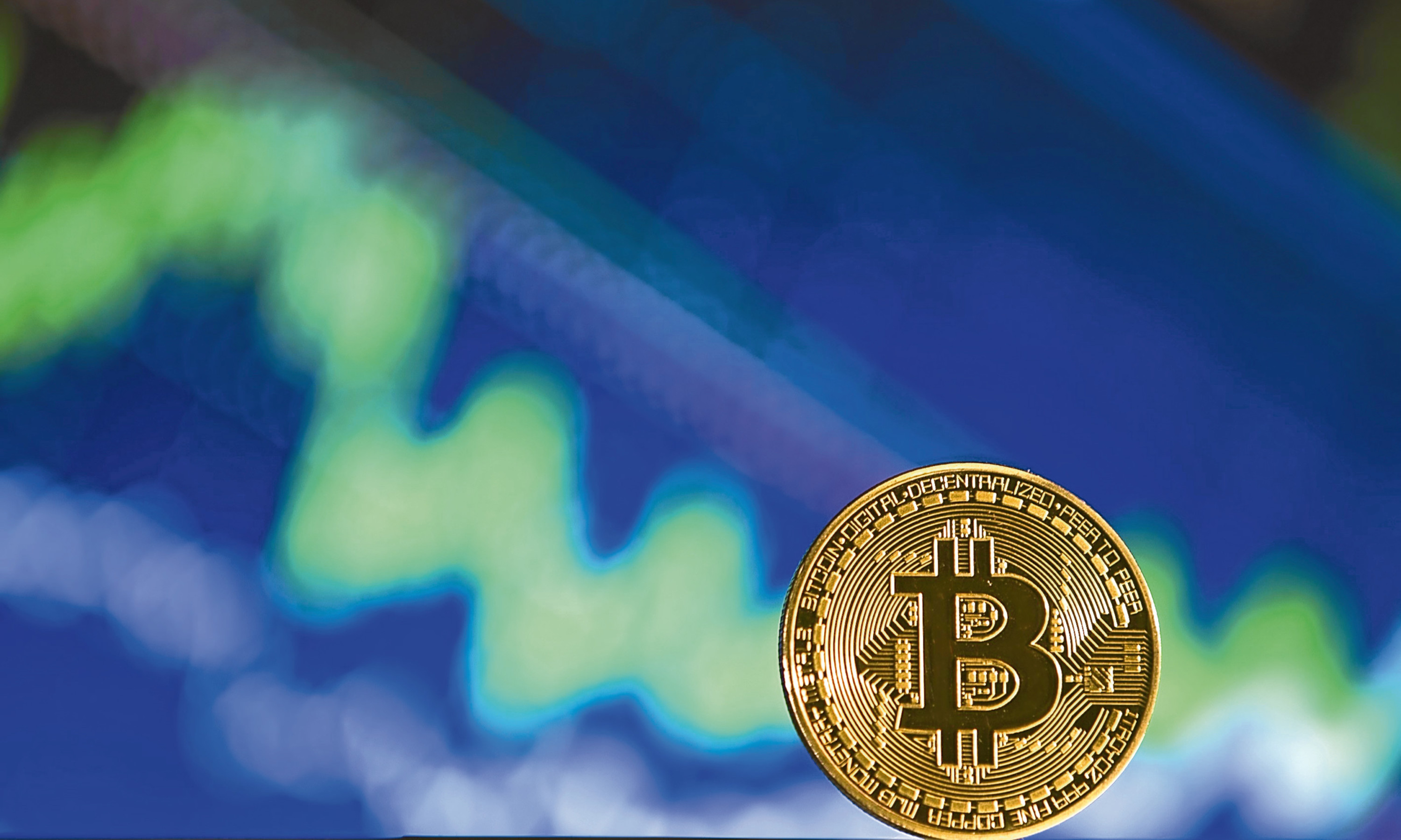 Bitcoin's share value has been on a rollercoaster ride in recent months