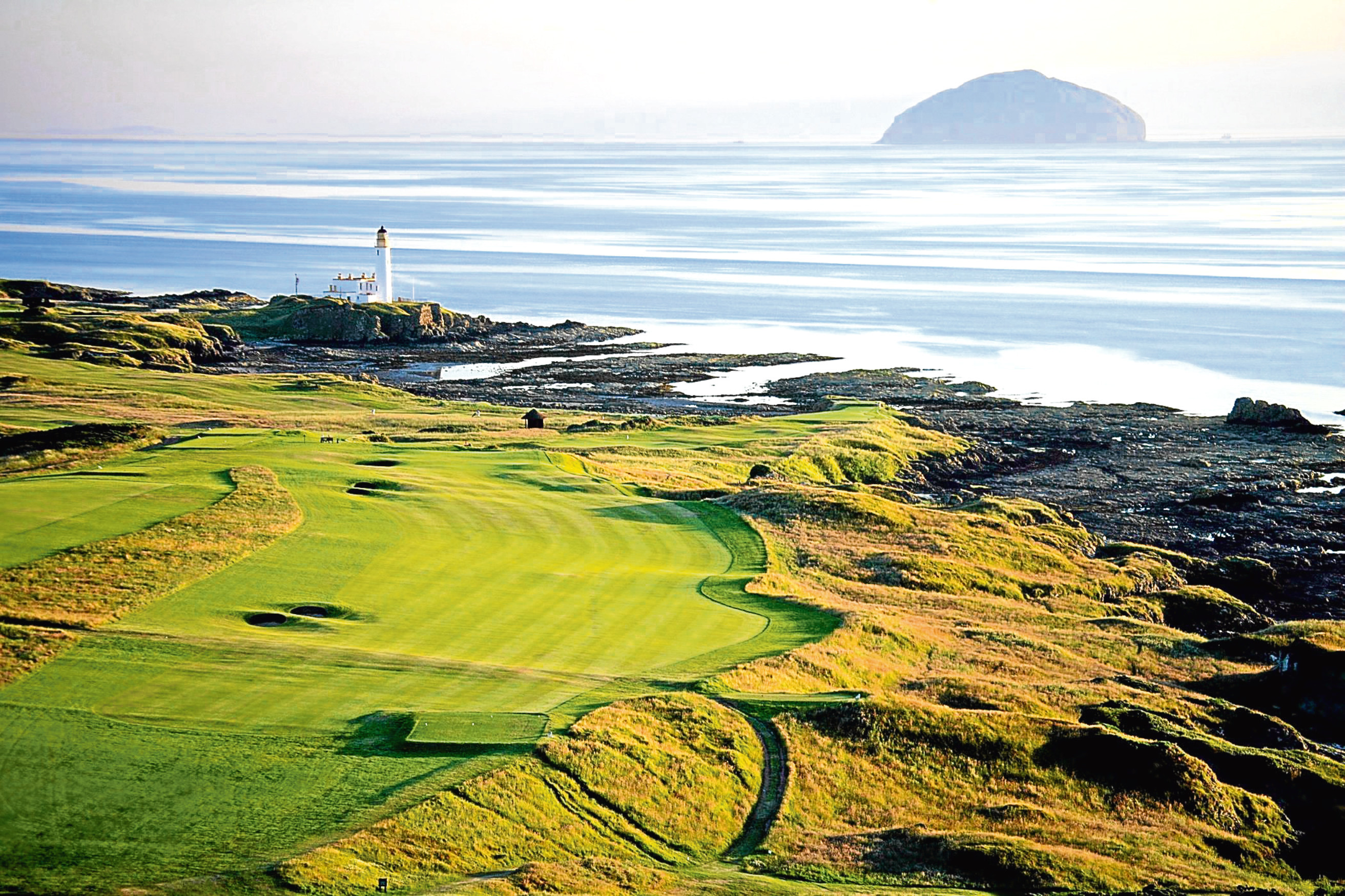 The Open will not return to Turnberry while Donald Trump is the owner.