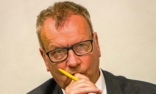 Perth and North Perthshire MP Pete Wishart.