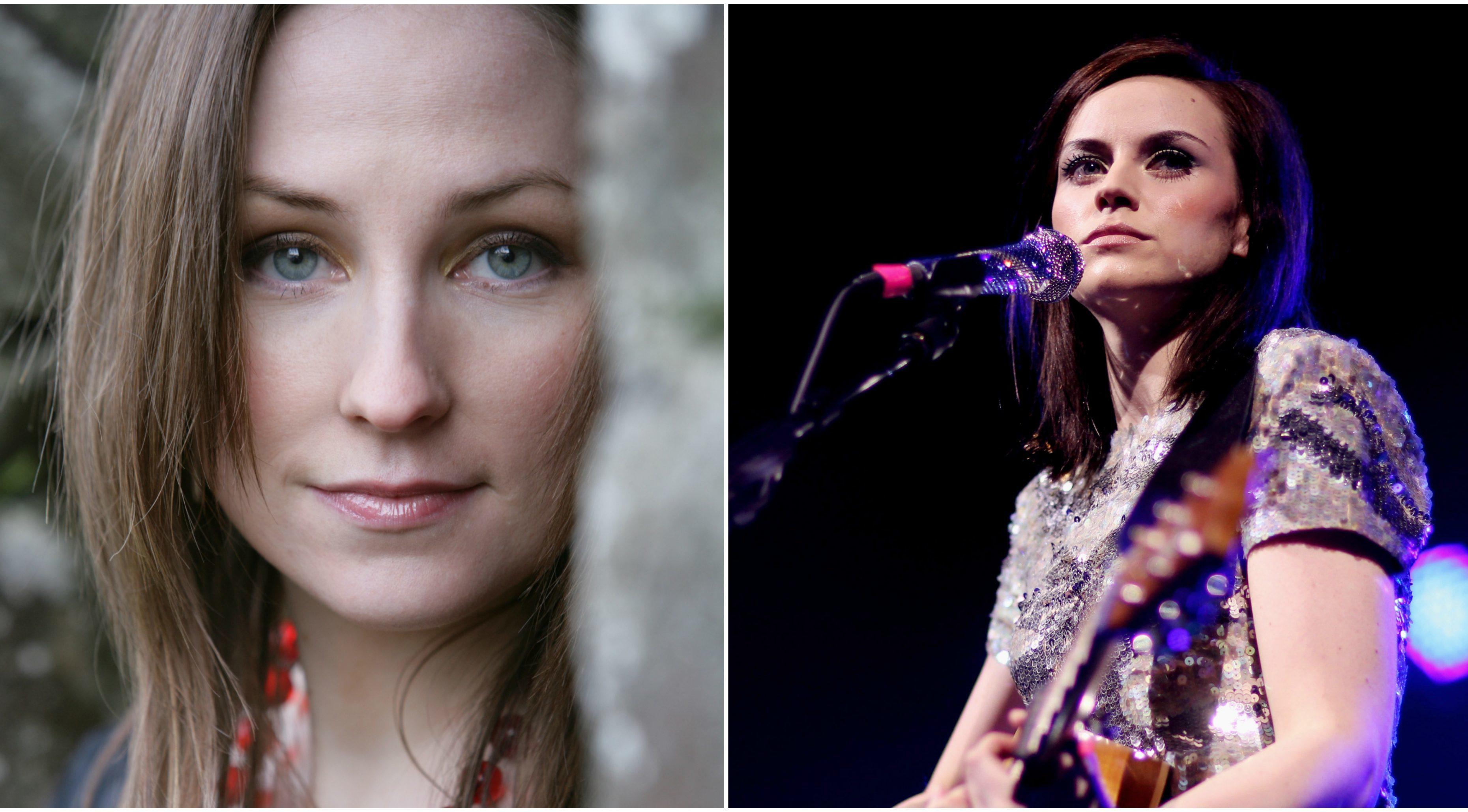 Julie Fowlis and Amy McDonald