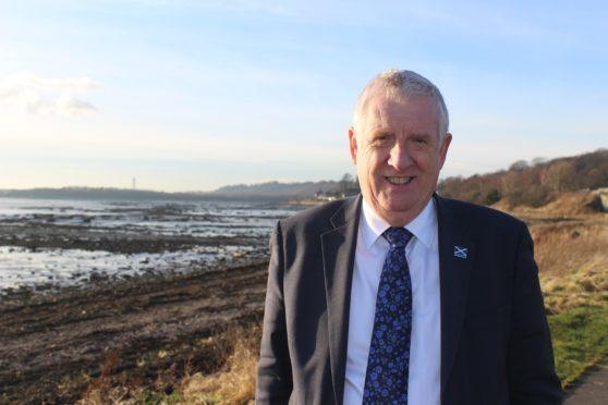 Douglas Chapman MP