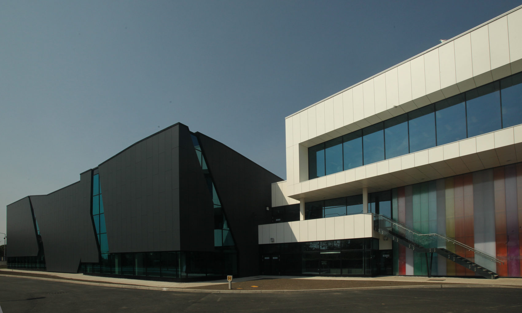Michael Woods Sports and Leisure Centre in Glenrothes.