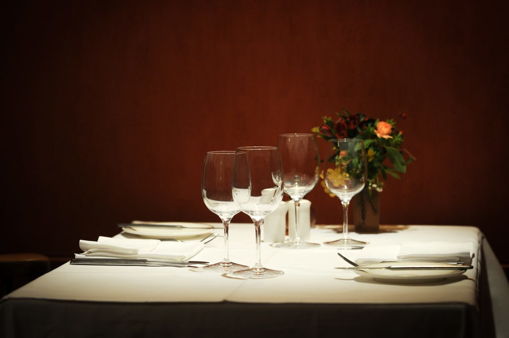 Ostlers Close Restaurant in Cupar