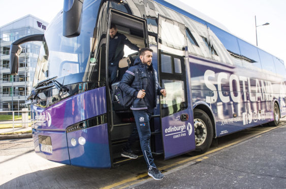 Greig Laidlaw is back at the front of the bus for Scotland against France on Sunday.