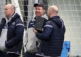 Scotland defence coach Matt Taylor and Gregor Townsend are plotting revenge against England.