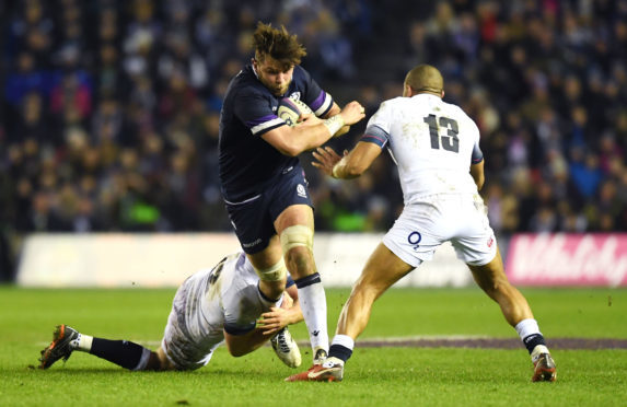 Ryan Wilson is free to play for Scotland against Ireland next week.
